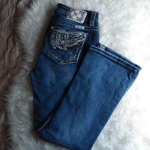 Miss Me I Boot Cut Jeans